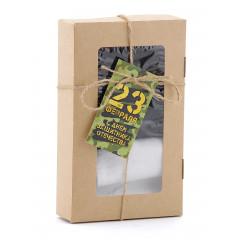 Кейс носков на 2 пары в подарочной упаковке